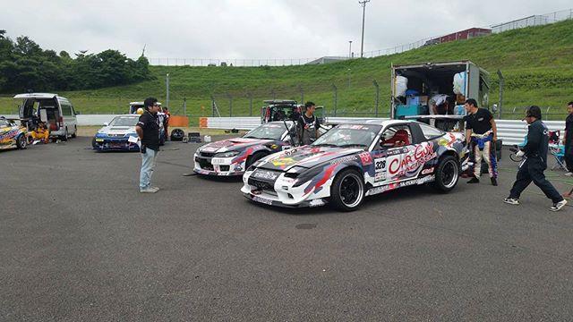 Car guy – Formula Drift Japan Round 3 Fuji Speedway today