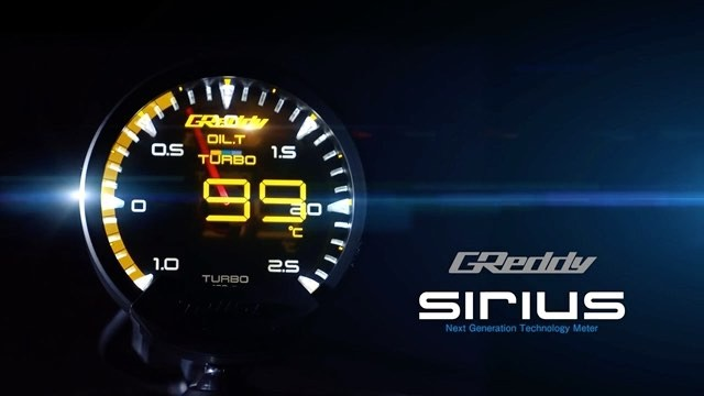 GReddy SIRIUS gauges now in stock state side... follow our Instagram story link to learn more and contact your favorite Authorized Dealer for purchasing... http://www.greddy.com/featured/69