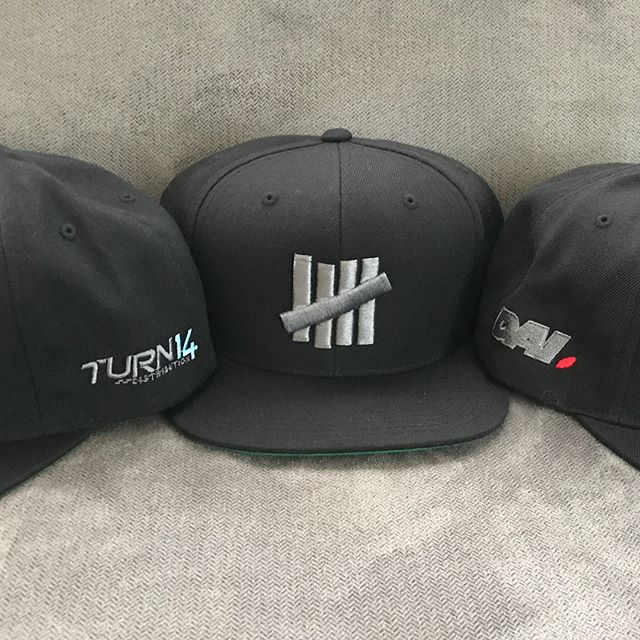 Heading to PA tonight for the @turn14 open house tomorrow! We got some limited edition Turn14 x Undefeated Hats for sale at the T14 booth. Hope to see many of you there!