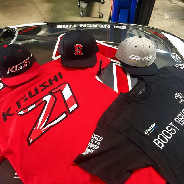 Time to gear up... @kengushi and the @teamgreddyracing X @nexentireusa X @toyotaracing 86 is ready to finish off the second half of the @blackvueofficial seasons n strong.  Cheer us on at this week!  FREE X hero card with any team gear purchased from #ShopGReddy.com