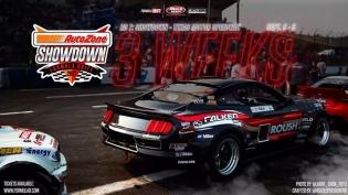 3 Weeks away! Round 7 @autozone Showdown at Texas Motor Speedway #FDTX #formulad #formuladrift