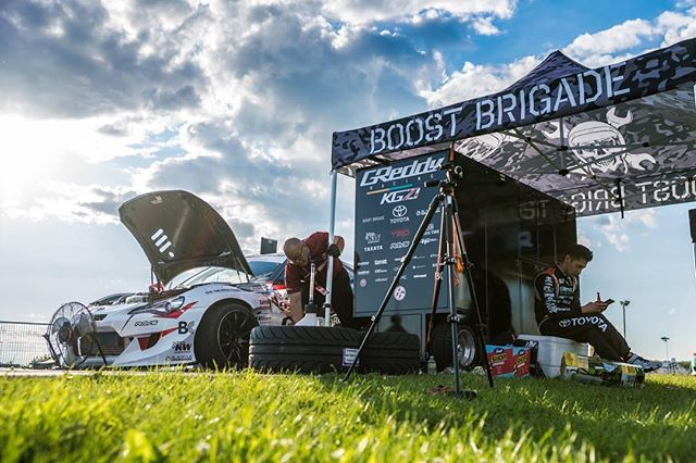 Before @kengushi and @teamgreddyracing attack Seattle, see what happened at through web series Episode6 @boost_brigade @toyotaracing @nexentireusa