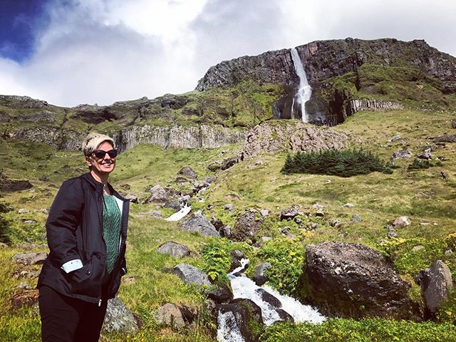 Chasing waterfalls with @michforsberg all over Iceland! Such a beautiful country! Check out my story for more!