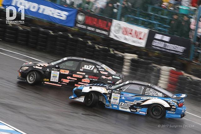 EBISU DRIFT. Rd.5 Final battle.