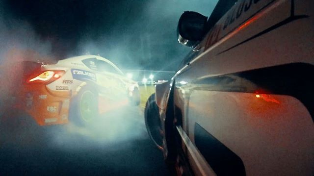 "Formula DRIFT Round 7 @autozone ""Showdown"" at @txmotorspeedway is just a few weeks away. For ticket information visit www.formulad.com"