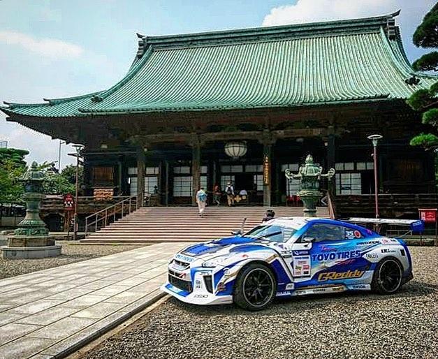 Representing Japan.  @trust.greddy 35RX GTR