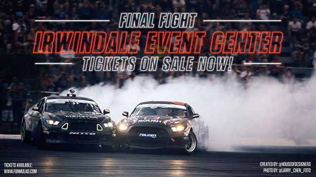 """The """"Final Fight"""" Round 8 - Irwindale Event Center 