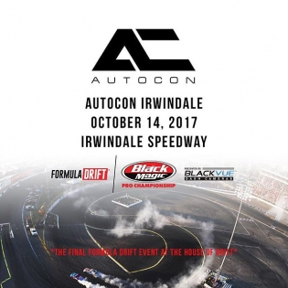 @autoconevents car show at #formuladrift Round 8 @irwindale_event_center | For more information visit www.autoconevents.com #fdirw
