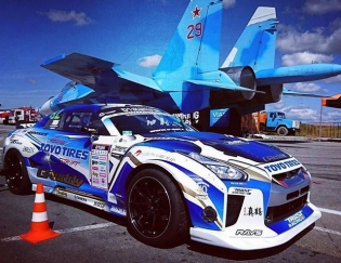 @trust.greddy sent in the big gun for another podium this past weekend at the #d1primring #TRUSTracing #GTR
