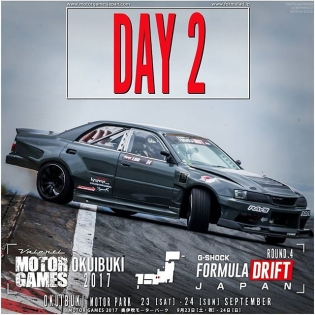 DAY 2 START FORMULA #DRIFT JAPAN ROUND 4 奥伊吹モーターパーク Okuibuki Motor Park TODAY! #FDJapan #FormulaDrift #FormulaDriftJapan