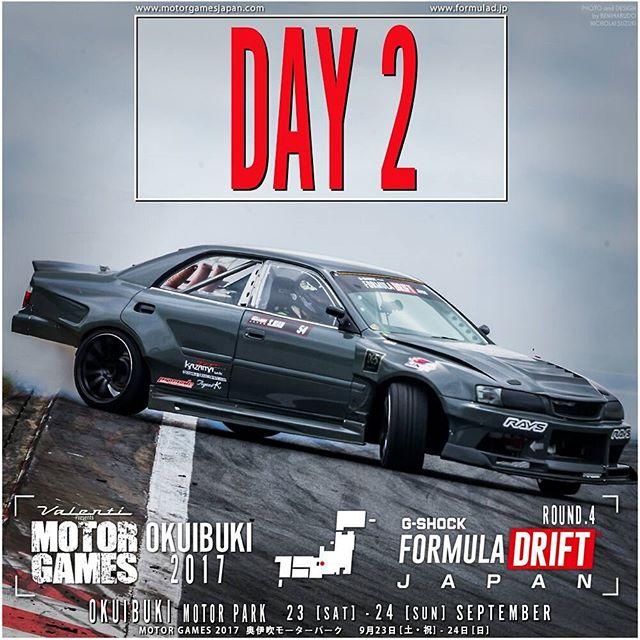 DAY 2 START FORMULA JAPAN ROUND 4 奥伊吹モーターパーク Okuibuki Motor Park TODAY!