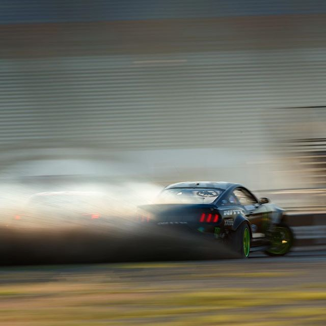 Dirt dropping! @vaughngittinjr @nittotire @fordperformance