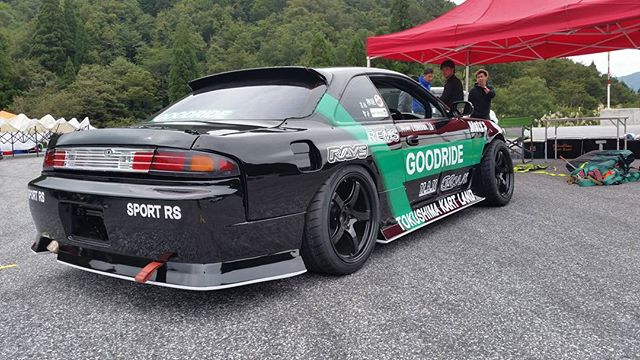 Goodride - Okuibuki Formula Drift Japan Round 4 starts tomorrow!