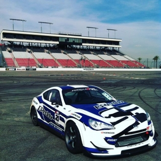 Hard to believe we are just 3 weeks away from the final #FDIRW finale. The #houseofdrift will be missed. Here's an old shot from 2012, in our debut @teamgreddyracing season with @kengushi and the #FRS
