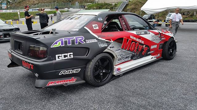 Okuibuki Formula Drift Japan Round 4 starts tomorrow!