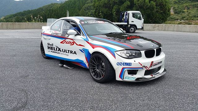 Ready BMW - Round 4 Formula Drift Japan tomorrow!