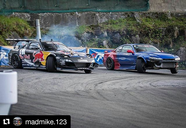 Repost @madmike.123 ・・・ Full rundown from @formuladjapan Okuibuki the most wild track of the season now live on @redbullnz just click the link in my bio to see the full video🏽  @nihonjam