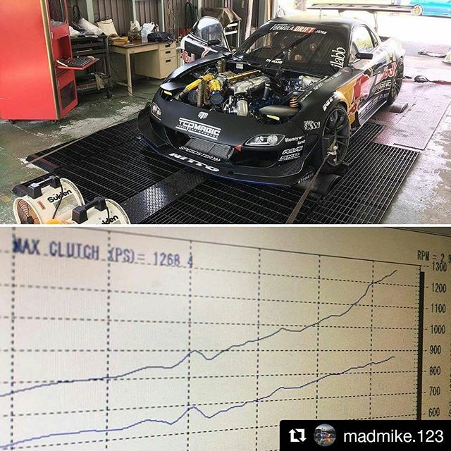 Repost @madmike.123 ・・・ Whilst I've been grinding the midnight oil building the Gen7 for its fresh release @tcpmagic have been doing the same with in preparation for @formuladjapan next weekend🏽