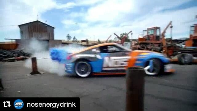 Repost @nosenergydrink ・・・ Full Feature dropping Monday 9/18!