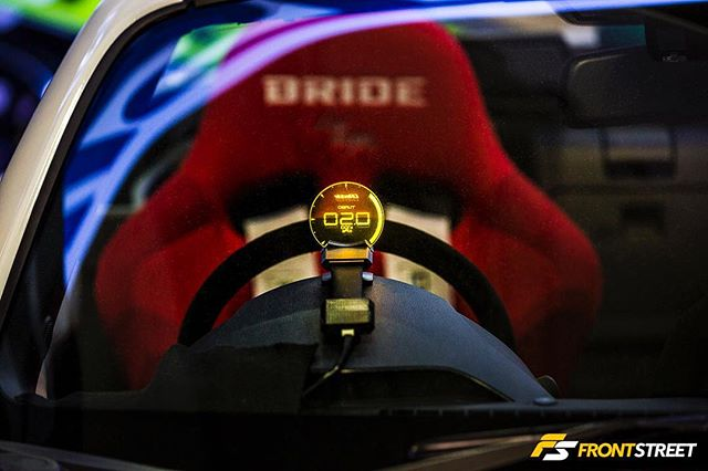 Serious gauges, now in stock state-side. See greddy.com for more details.  Repost  @frontstreetmedia
