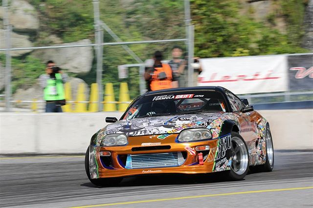 ROUND 5 FORMULA JAPAN - Okayama International Circuit Oct. 28 & 29 岡山国際サーキット 10月28日 [土] - 29日 [日]
