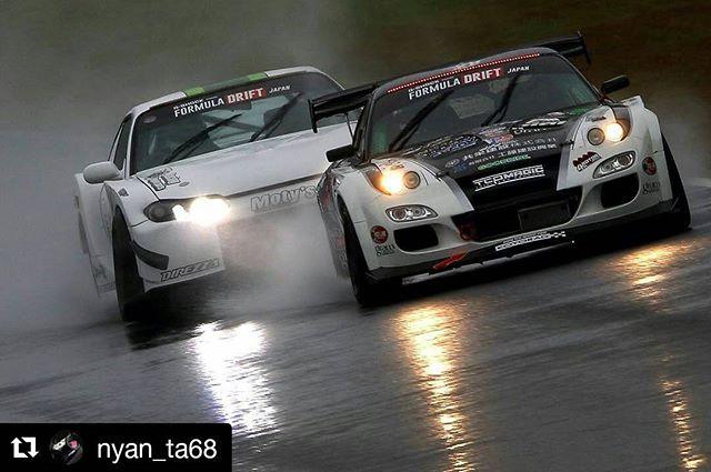 Repost @nyan_ta68 ・・・ ドリフトの写真って・・・ 普通のレースみたいに何度もチャンス無いから 単調になり易くて難しいな〜🤔 頑張ってはみたものの・・・ドリフト感は無い