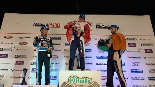 Congratulations to @piotrwiecek in 1st, @daiyoshihara in 2nd and @jamesdeane130 in 3rd at the 2017 @formulad finals!