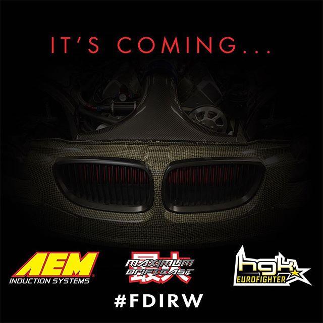 IT'S COMING... @hgkracingteam
