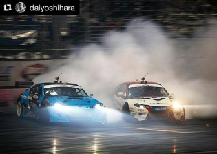 Repost @daiyoshihara ・・・ LAST run in the finals. LAST round of the season. LAST @formulad at Irwindale Speedway. Going to really miss #thehouseofdrift #fdirw