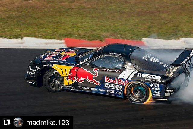 Repost @madmike.123 ・・・ Perfect day ripping @nittotire to in the @tcpmagic @mazda_nz Couldn't be more ready for this weekends @formuladjapan Grand Final at Okayama Circuit  @nihonjam