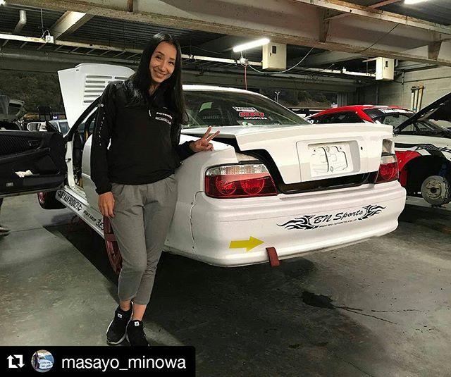 Repost @masayo_minowa ・・・ rd5 in !!  @masayo_minowa  @shinjiminowa  @heyman_products