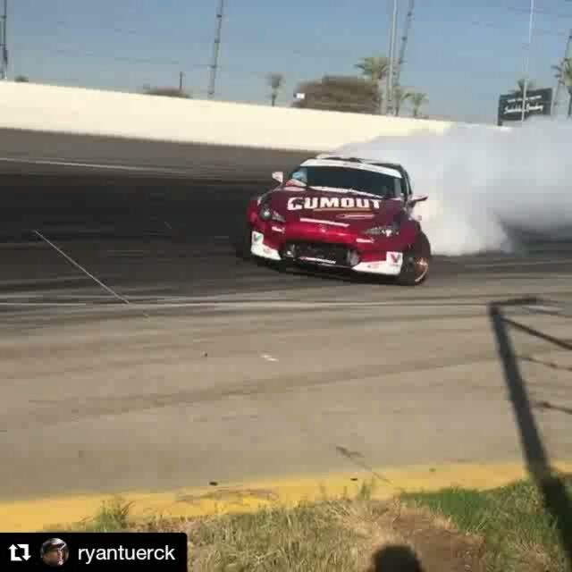 Repost @ryantuerck ・・・ Solid warm-up with the entire @toyotaracing squad 🏼 car is feeling awesome. And the entire team is looking killer. @gumout @namelessperformance @hankookusaracing @bcracingna @nosenergydrink @valvoline