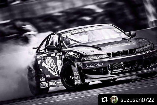 Repost @suzusan0722 ・・・ Formula Drift Japan