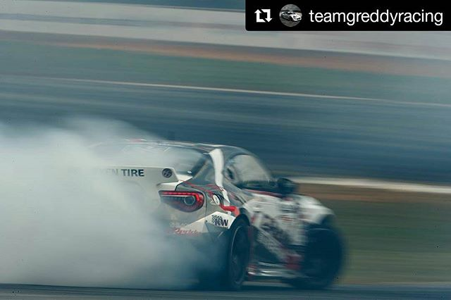 Repost @teamgreddyracing ・・・ Heading towards the weekend like 😬 @kengushi @toyotaracing @blackvueofficial @nexentireusa