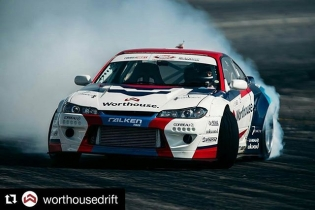 Repost @worthousedrift ・・・ Sideways Sunday Everyone!
