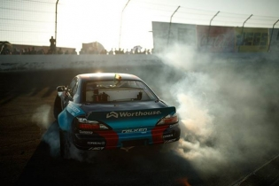 Scenes from the starting line #fdirw #formuladrift  @larry_chen_foto