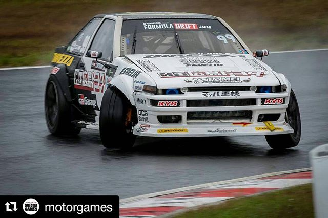 # epost @motorgames ・・・ Photo from FORMULA DRIFT JAPAN 2017 Round.5 in 岡山国際サーキット PHOTO SET PHOTO BY MOTOR GAMES PHOTOGRAPHY.