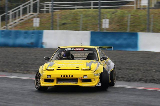 2nd at Formula Japan Round 5 - Okayama International Circuit.