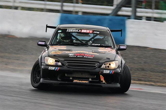 3rd at Formula Japan Round 5 - Okayama International Circuit.