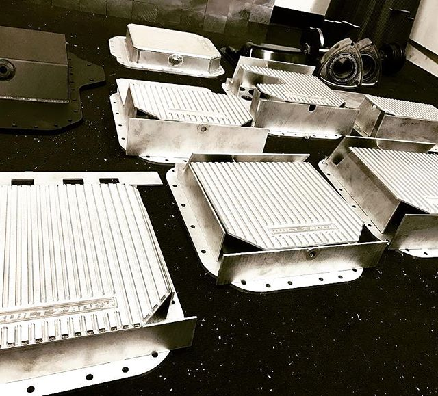 @built2apex aluminum oil pan production,  full  Mazda Rotary line up available.