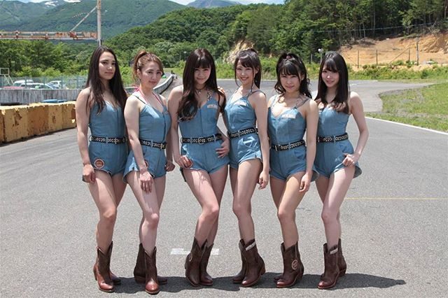Ebisu Circuit 2017 Formula JAPAN