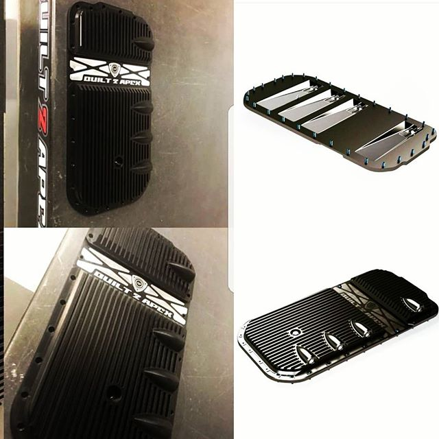 From concept to reality.  4 Rotor dry sump plate for @impossiblerx7.  Off the shelf or custom we have you covered.