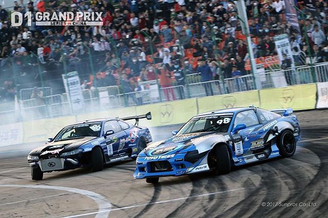 ZHUHAI DRIFT. Rd.5 Final battle. @mcrfactory