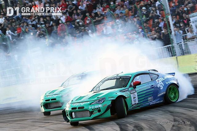 ZHUHAI DRIFT. Rd.5. 3rd placer battle. @mattfield777 @jenchih_feng