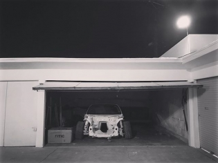 @ryantuerck 's FRS back from @samsautoland and nestled into its temporary home at @race.service. #artic