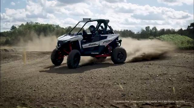 Introducing the most-agile @polarisrzr ever made, the all-new #RS1. Drivers wanted. This vehicle is a drivers car, when people ask me how to be a better driver... I always tell them, SEAT TIME! The RS1 is one of the most affordable ways to get behind the wheel of a reliable race vehicle that can do almost anything, go almost anywhere, all day, everyday!