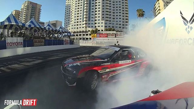 We can't wait to drift on the streets of Long Beach again