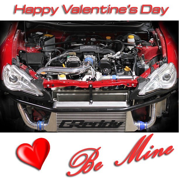 ️ Happy Valentine's Day!  ️ Tuner Turbo Kit