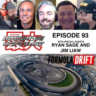 Don't miss the latest episode of @maximumdriftcast to find out all the details of Irwindale and Vegas rounds and other changes for this 2018 season! Link in @maximumdriftcast bio #MaximumDriftcast #FormulaDRIFT #FormulaD #FDXV #FDIRW