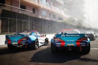 Double Trouble Find out how @falkentire's @jamesdeane130 and @piotrwiecek will do at this year's Streets of Long Beach! Tickets for our 15th Year Anniversary on sale now: bit.ly/FDLB2018 (link in bio) #FormulaDrift #FormulaD #FDXV #FDLB